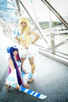 Anarchy Panty and Stocking 1 by Serenetxl