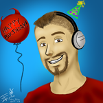 Happy Birthday, HarshlyCritical! by Depsycho