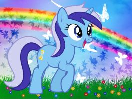 happy-go-lucky minuette by growlsafurr