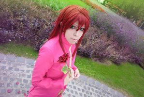 YYH : Kurama cosplay by Rociell