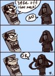 Star Wars: The Force Awakens - doodles #8 by Ayej