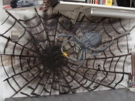 MY WELDING SPIDER by Tompatsis
