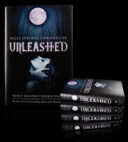 UNLEASHED book cover by michellemonique