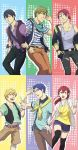 Free! Fashion Bookmarks by sapphire-feather