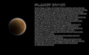 Planet BV-81 by Forecaster71