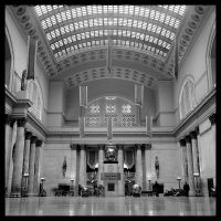 2012-348 Great Hall at Union Station, Chicago by pearwood