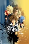 Kingdom Hearts:It All Begins.. by Cindiq