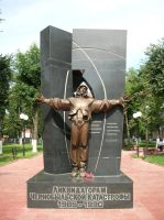 Chernobyl Memorial by Number14