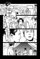 Doctor Who - Prisoners of Time #10 page 08 by elena-casagrande