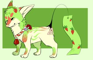 FuurinFox auction closed + MYO SLOTS AB ADDED by Girryy