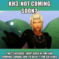 Trollanort: KH3 Delay by TheLingeringShadow
