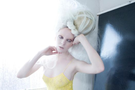 Albinism IV by Pritography