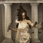 Lady Justice by theartofdarrenvannoy
