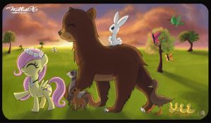 All You Animals, Follow Me! by WillisNinety-Six