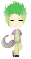 +Spike the Dragon+ by xXxSamanieXxX