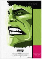 The Hulk by ilegallolypop