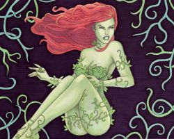 Poison Ivy by crystalunicorn83