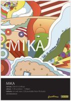 poster 'mika'- digital media by jamienz