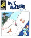 Kate Anderson Issue 2 FOR SALE by kathy-vicki