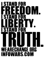 Freedom Liberty Truth by NixSeraph