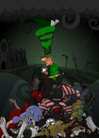 Gothic Alice: MH Massacre by StugMeister