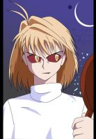 Arcueid bad hair day.... by blackdove77