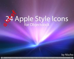 Apple Style Icons by Nischo