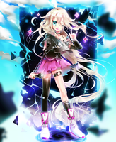 IA - Aria on the Planetes by Paulinarts