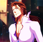 Aizen-sama by AnimeFanNo1