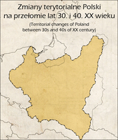 3rd Alternate Map of Poland by Magnificate