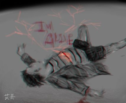 I'm Alive by Memy-chan