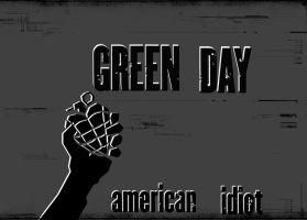 Green Day by 4sights