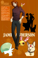 PDL - Jamie Anderson by llawll