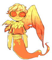 Davesprite by sesshyfanchick