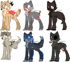 Creep adopts [ALL GONE] by LoserDoge