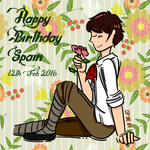 [APH] Spain's B'day 2K16 by darkcreamz95