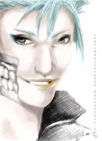 Grimmjow by ingridsailor2009