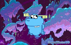 Lumpy Space Prince....... by SuperMaster10