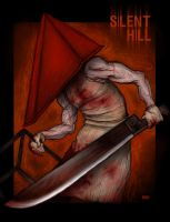 -Pyramid Head- by MacGreen
