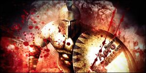 Greek Hoplite by MorganaGFX