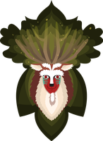 Commission: Forest Spirit by AnNuttin