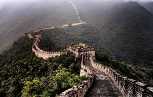 The Great Wall by davidsant