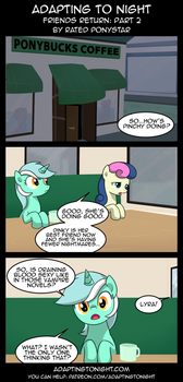 AtN: Friends Return - Part 2 by Rated-R-PonyStar