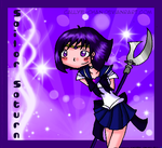 .:Request:. Sailor Saturn by PrincessCallyie