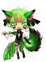 Cafe Dolce Avarice : Fantasy Adoptable #1 CLOSED by DolceAvarice