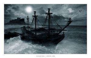 The Black Pearl II by jagscupid