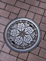 Tokyo Manhole by SuperPope
