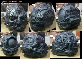 Cyberlord First Cast by Uratz-Studios