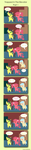 Comic: Trapped In The Elevator 'Part One' by PaulyVectors