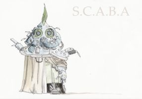 S.C.A.B.A by rohwer